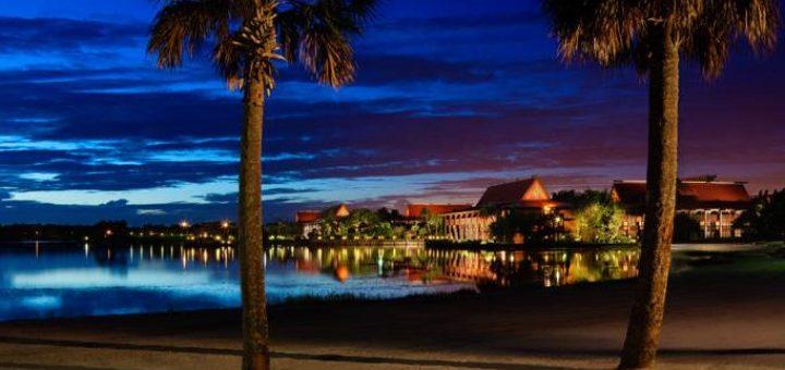 Polynesian Resort Refurbishment