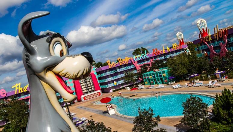 Disney Resort Hotels opening