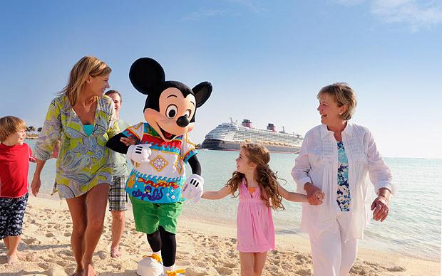Disney's Castaway Cay Perks