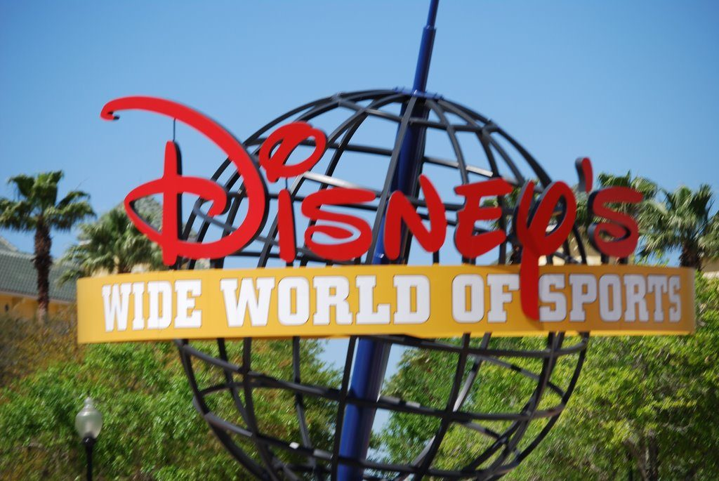 ESPN Wide World of Sports is a magical sports complex