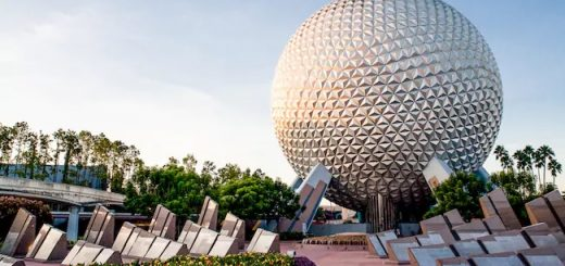 Epcot's Future World