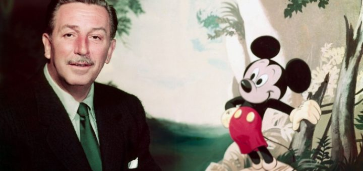 Walt Disney career advice