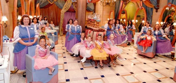 Bibbidi Bobbidi Boutique at Walt Disney World