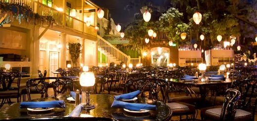 Blue Bayou Restaurant at Disneyland