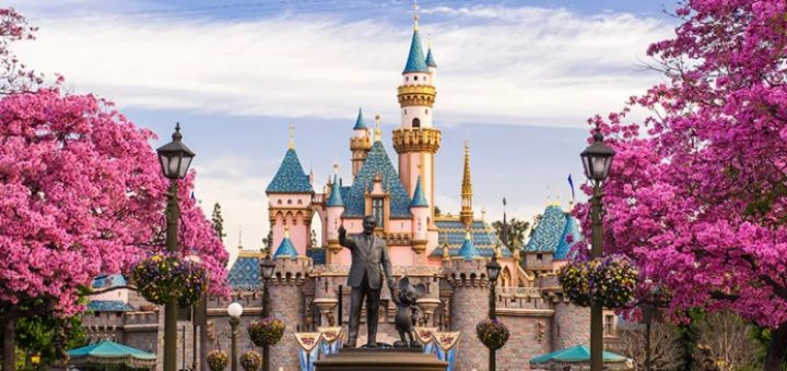 Southern California Disneyland Ticket