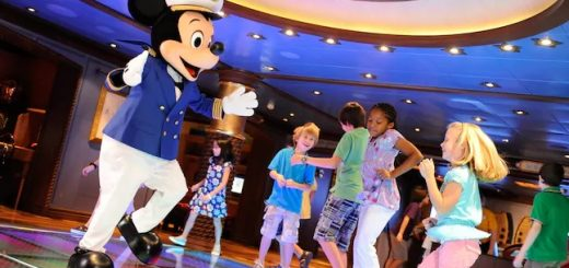 Disney Cruise Line Youth Clubs have many activities to keep your kids busy