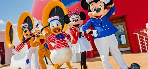 Disney Cruise with Baby or Toddlers