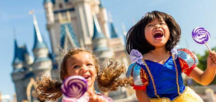 Disney World Preschoolers