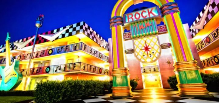 Disney's All Star Resorts are great options in the value category