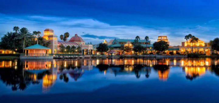 Disney's Coronado Springs Resort is beautiful