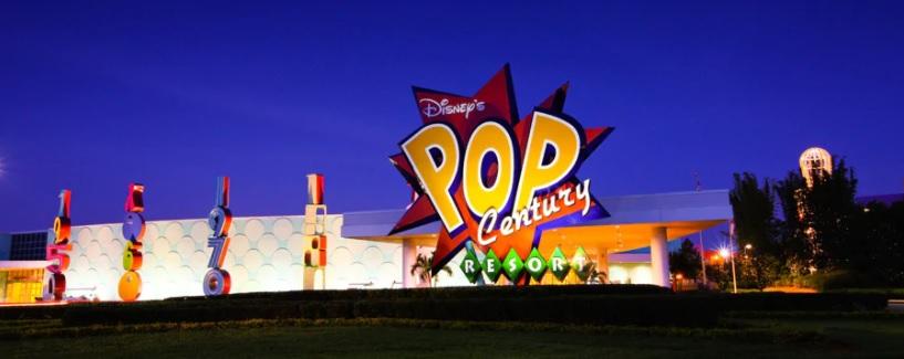 Disney's Pop Century Resort is a great value resort