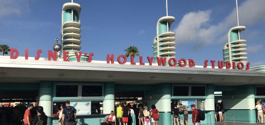 Hollywood Studio's Sunset Blvd