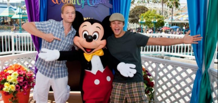 Neil Patrick Harris is a big Disney fan