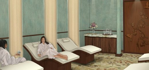 Senses Spa at Disney's Saratoga Sorings Resort