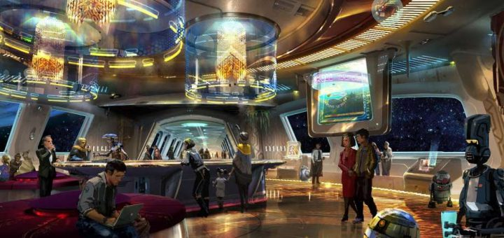 Star Wars Themed Hotel coming to Walt Disney World