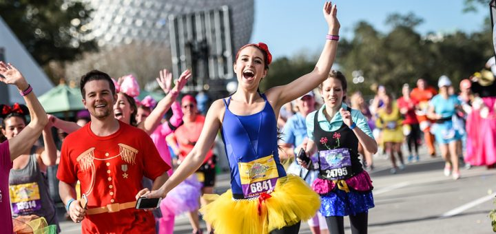 runDisney Marathons are so much fun!