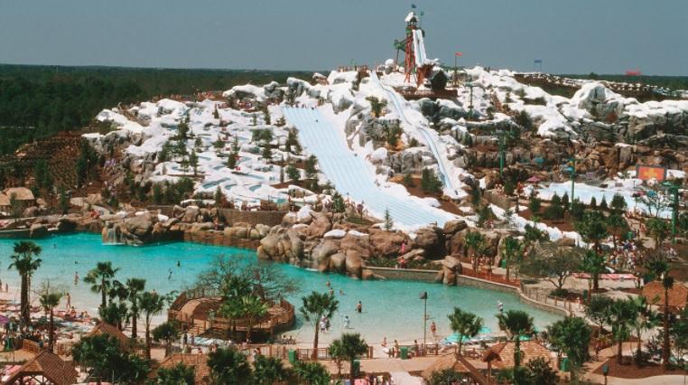 Walt Disney World Water Parks