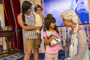 Disney World with your baby