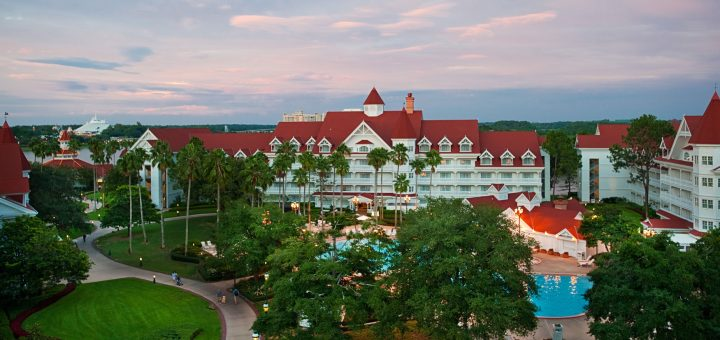 5 Hotels To Visit During Your Walt Disney World Vacation