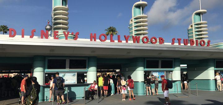 Disney reservation system