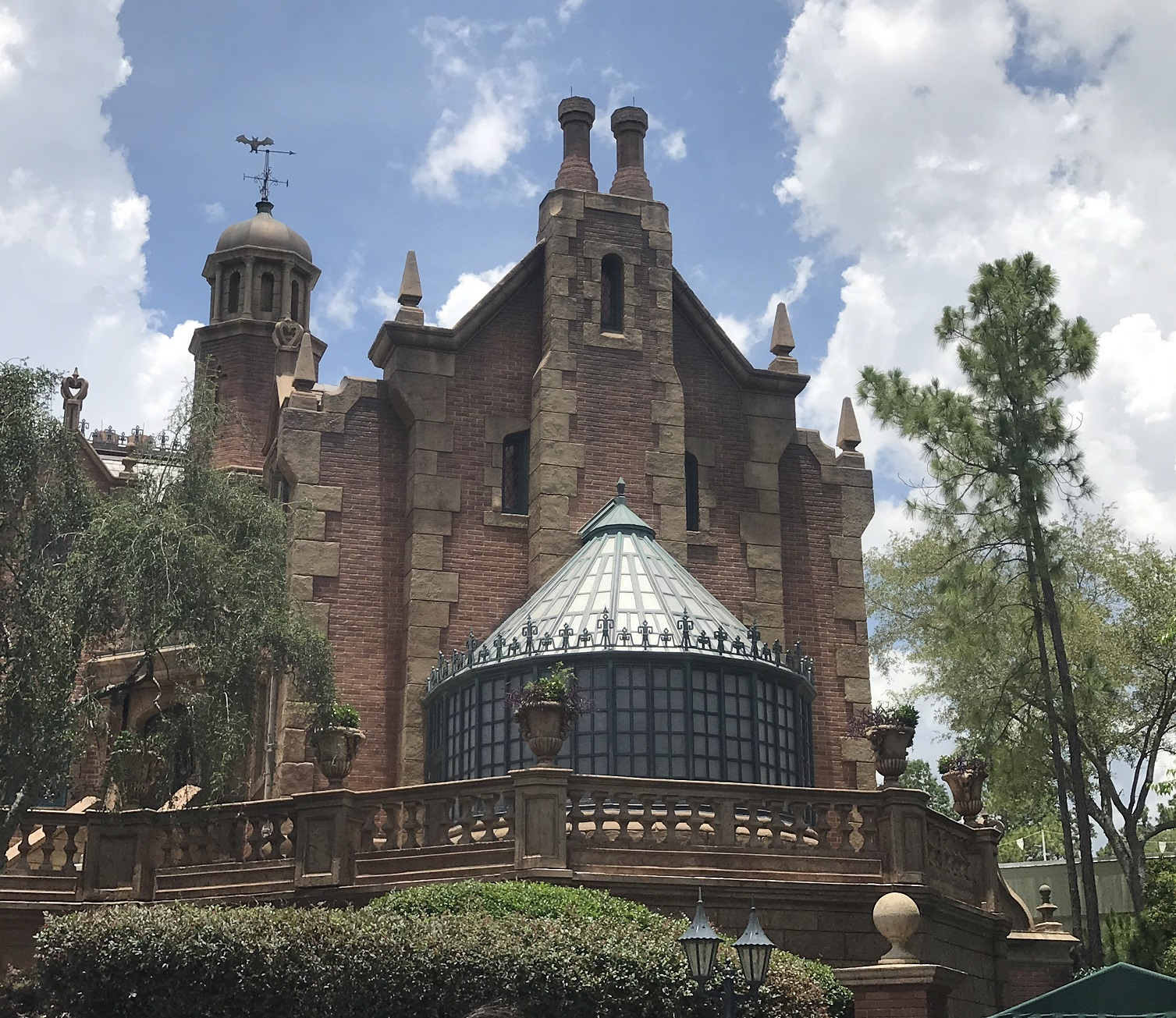 The Haunted Mansion Is A True Disney Classic  Its History Is Amazing
