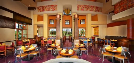 Maya Grill at Coronado Springs in Walt Disney World