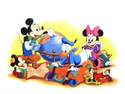 Packing for Disney with kids under 5