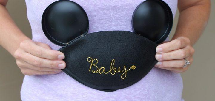 Disney Pregnancy Announcements - MickeyBlog.com