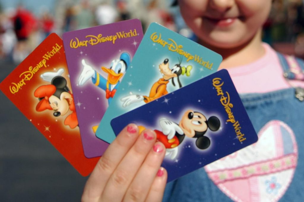 Gift of Disney World