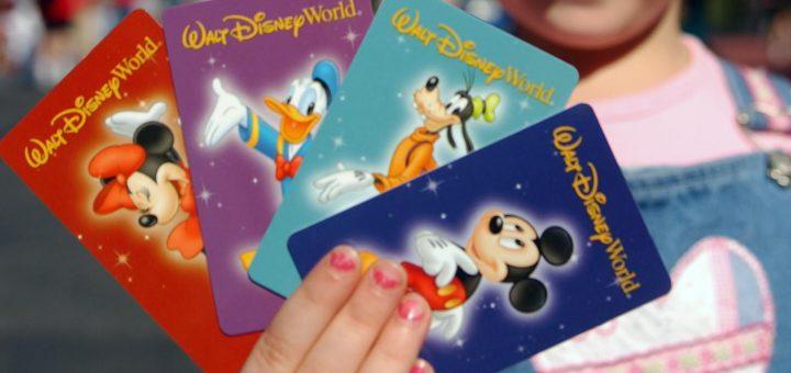 Disney World Ticket Options