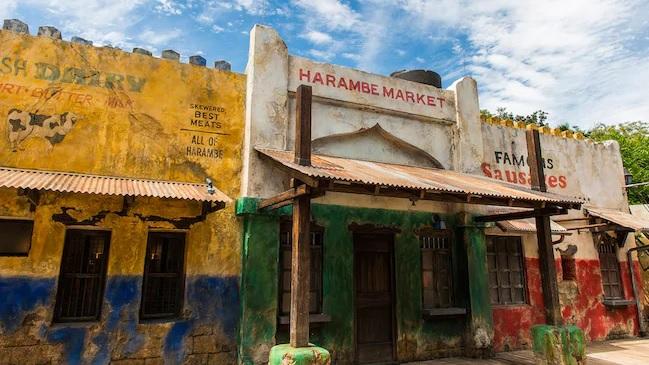 Harambe Market Animal Kingdom