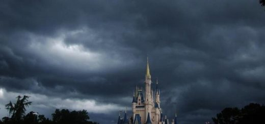 Hurrican Irma Disney World
