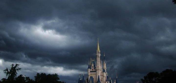 Hurrican Irma Disney World