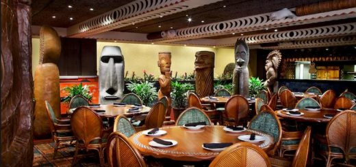 Disney's Polynesian Restaurants
