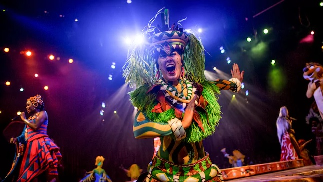 Festival of the Lion King Walt Disney World