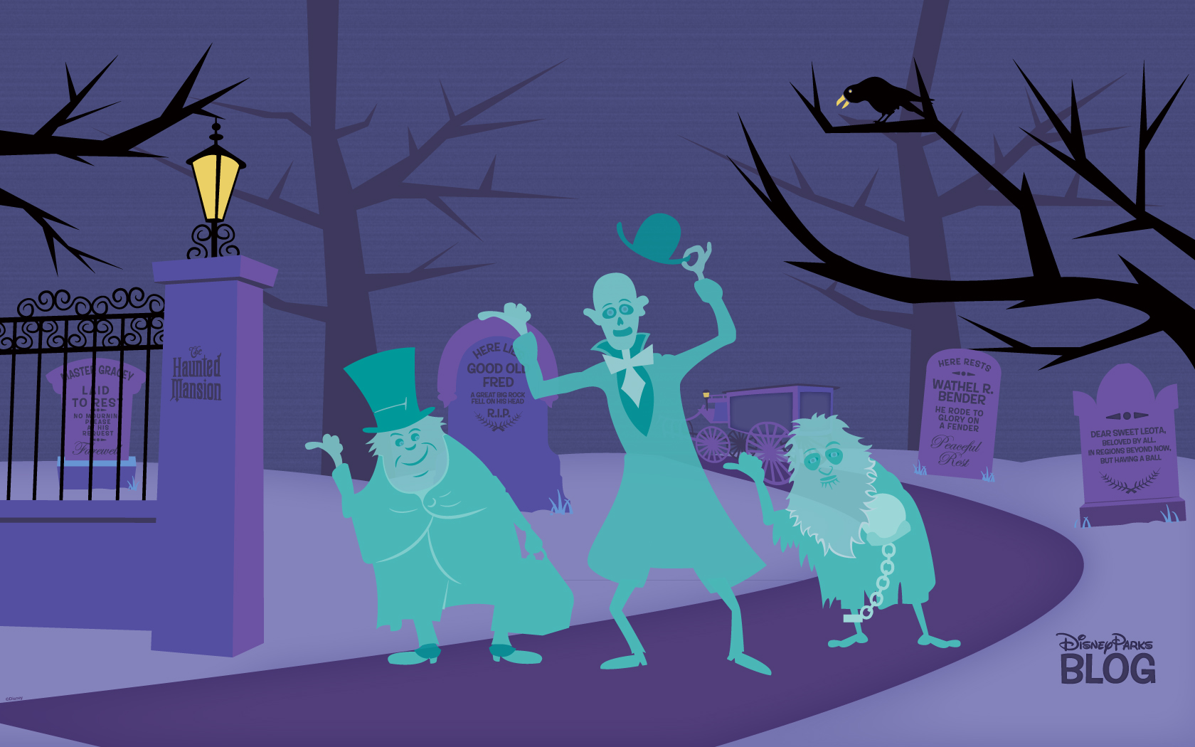 The Haunted Mansion Halloween Edition Mickeyblog