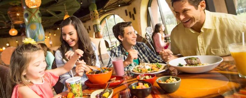 Buffets at Walt Disney World