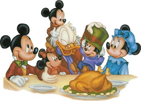thankful for Disney