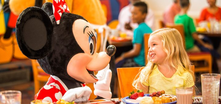 Disney dining plan