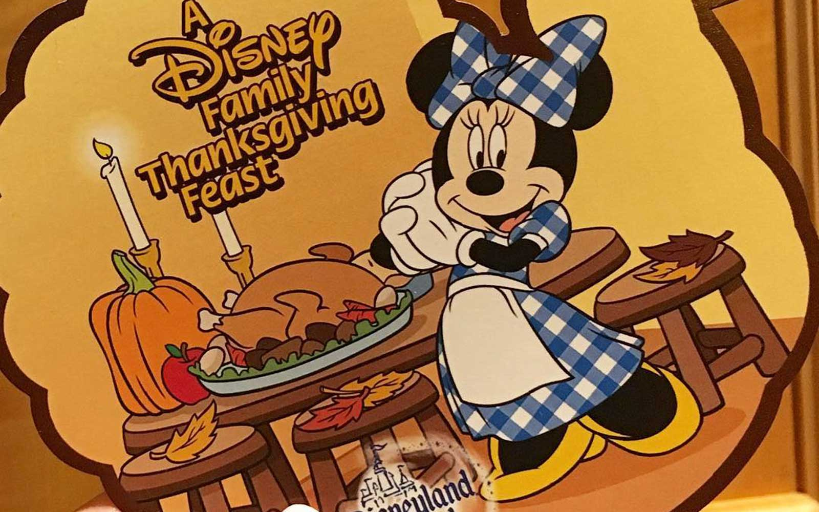 How to Disney-fy Thanksgiving with Your Friends and Family