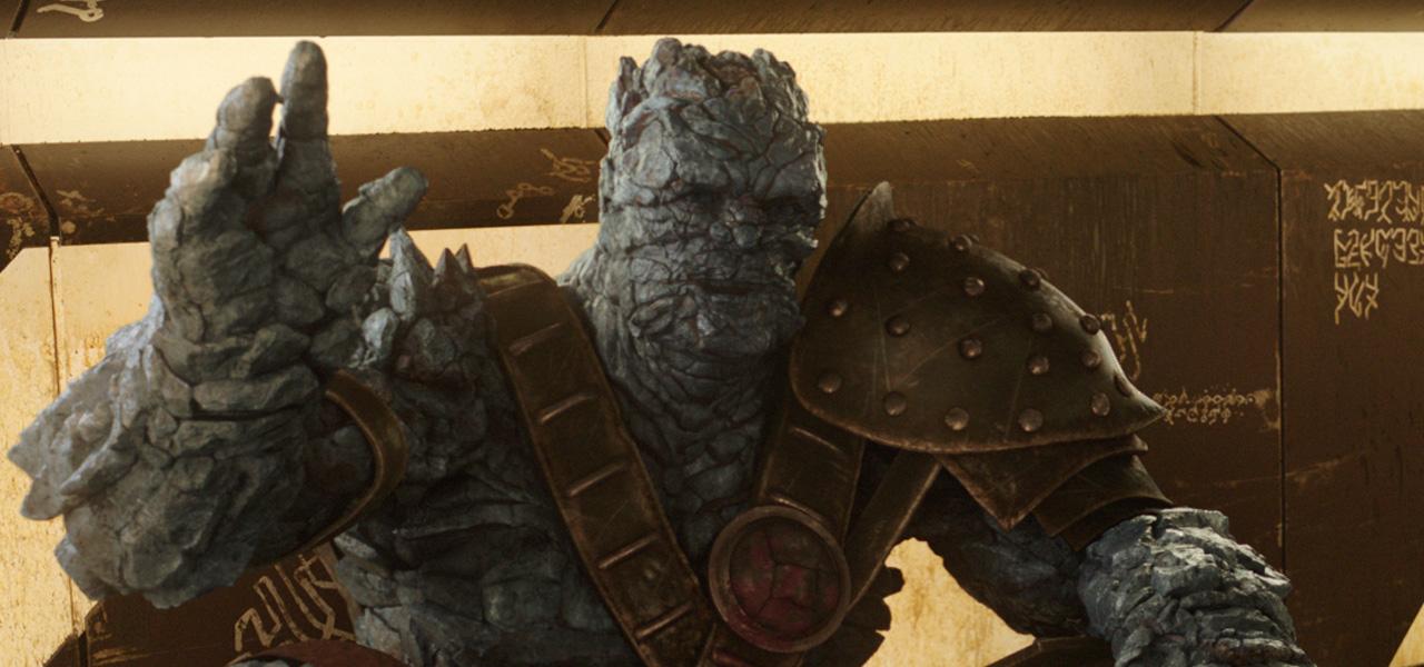 Korg from Thor