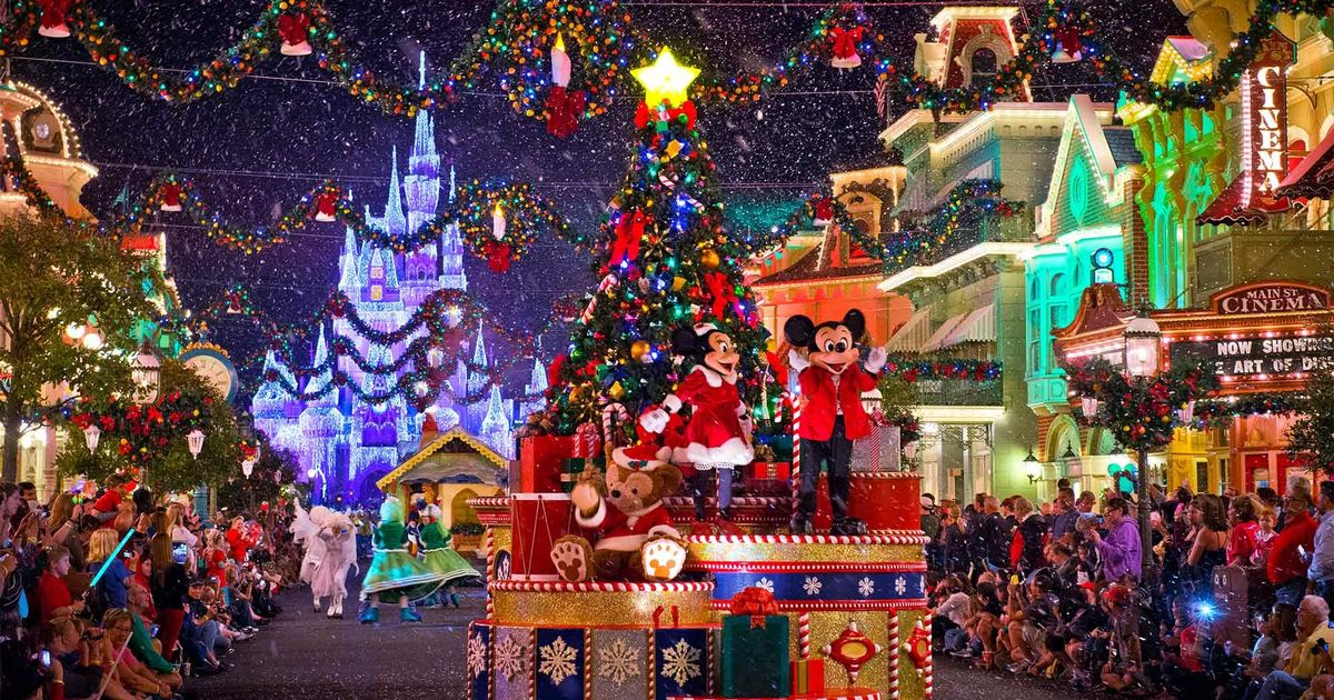 Disney Merry Christmas Party 2020 Dates and Pricing Revealed For Mickey's Very Merry Christmas Party