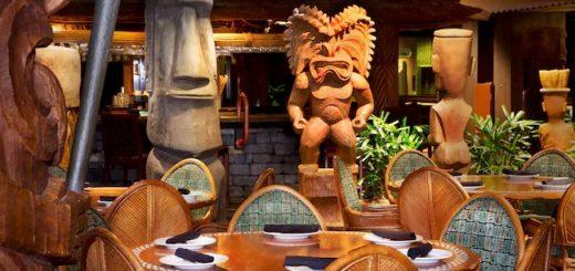 Ohana at Disney's Polynesian
