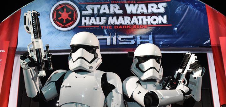 Star Wars Half Marathon - runDisney marathon