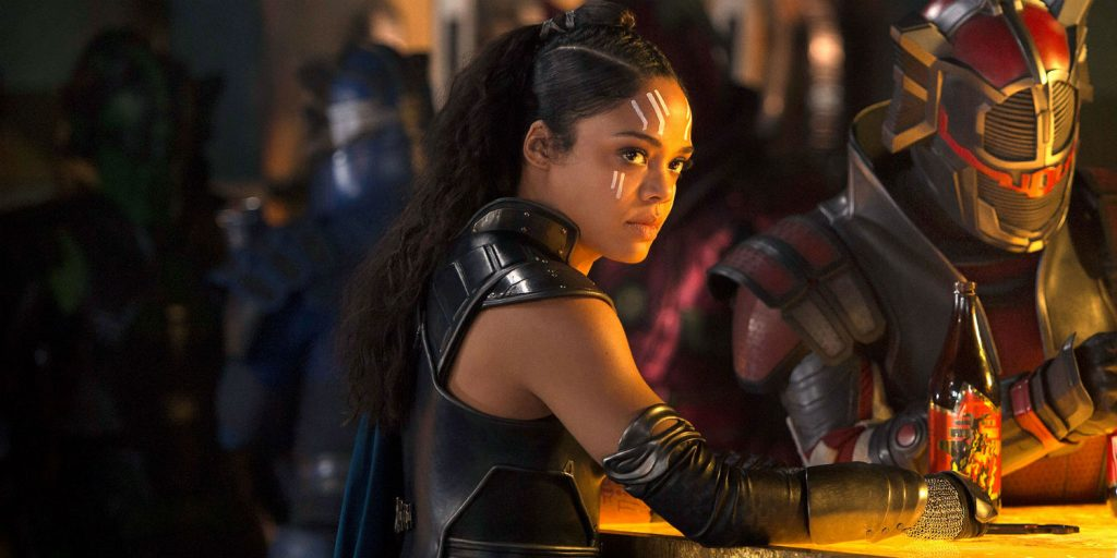 Valkyrie from Thor