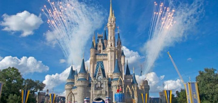 Magic Kingdom and Animal Kingdom