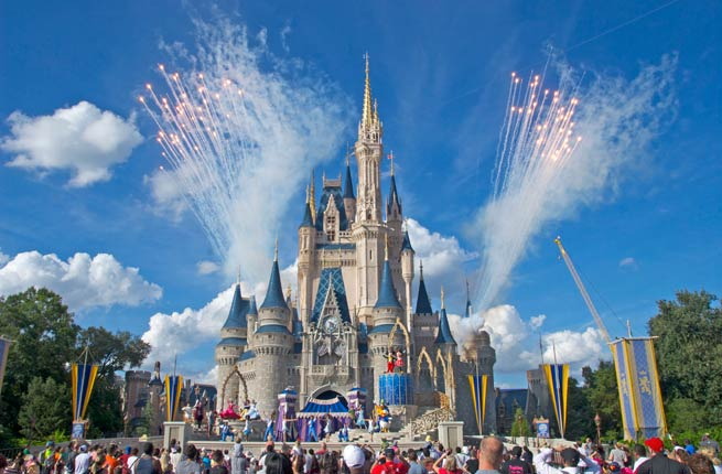 Favorite things to do at Disney