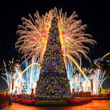 Christmas Disney World