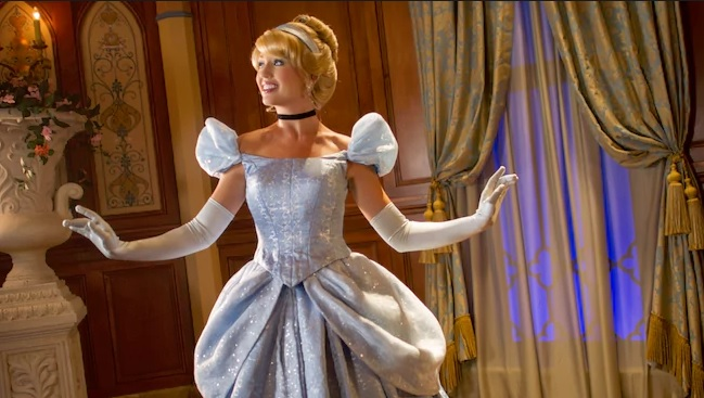 Cinderella Walt Disney World