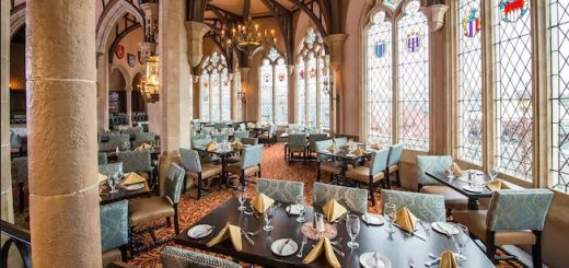 Cinderella's Royal Table at Disney